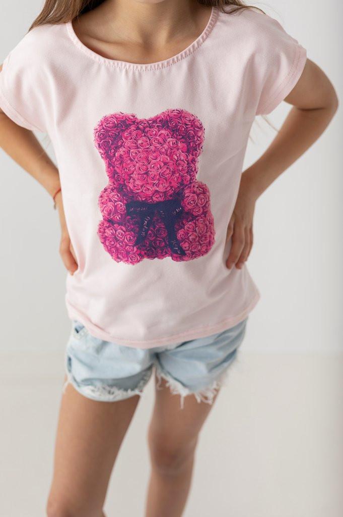T shirt dla dziewczynki a niesamowity luz i wygoda